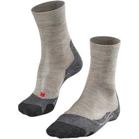 Falke TK2 Melange Trekking Socks Women moon mist